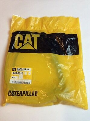 Genuine OEM Cat Wire Assembly 241-7692 Caterpillar Cable Wiring Harness NEW