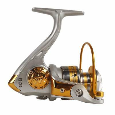 High Speed G-ratio 5.2:1 Spinning Reel 10BB Ball Bearing Fishing Reels GH