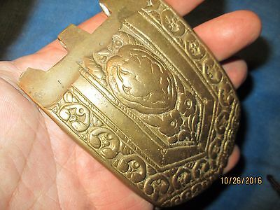 Early Antique Belt Buckle - 18Th Century Or Earlier ??