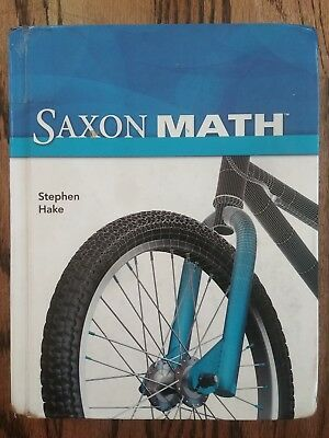 Saxon math intermediate 3 Student Edition By Stephen Hake