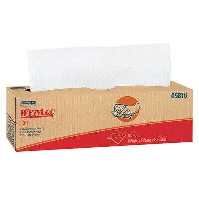 WypAll L30 120 Wipes/Box General Purpose Wipes (6-Pack) 05816 NEW