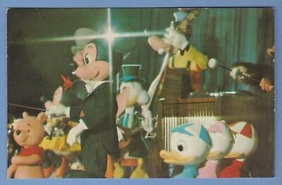 Classic Postcard Walt Disney World - The Mickey Mouse Review