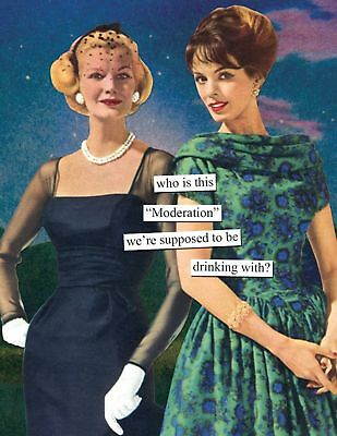 Anne Taintor Happy Birthday Greeting Card You Be Thelthelma And