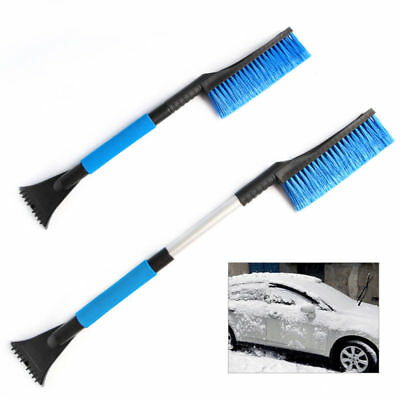 Extendable Snow Removal Cleaner Brush and Ice Scraper Shovel for  Car Truck