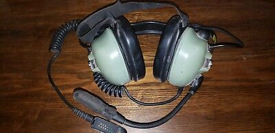 David Clark Model H6240-M,  - Behind the Head Modular Headset
