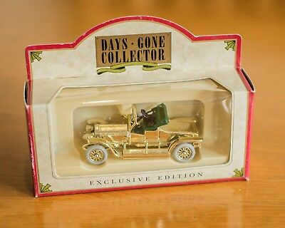 Lledo Days Gone Collectors edition 1907 Rolls Royce Silver Ghost Coupe.1994