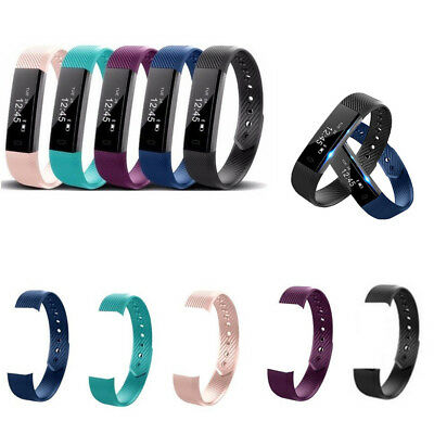 Replacement Strap Spare Band For Veryfit Id115 Fitness Tracker Sleep Monitor HU