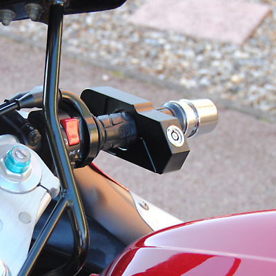 Throtlock Motorbike/motorcycle/moped Handlebar Throttle Brake Grip Lock Black