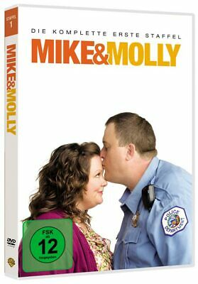 Mike & Molly - Season 1 - Warner 1000399937 - (DVD Video / TV-Serie)