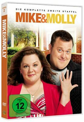 Mike & Molly - Season 2 - Warner 1000442908 - (DVD Video / TV-Serie)