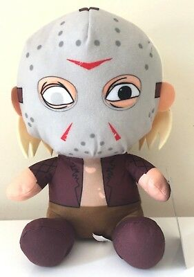 New Friday the 13th Jason Voorhees. Plush  7'' Stuffed Toy. Horror Halloween Toy