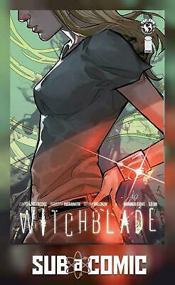 WITCHBLADE #8 (IMAGE 2018 1st Print) COMIC
