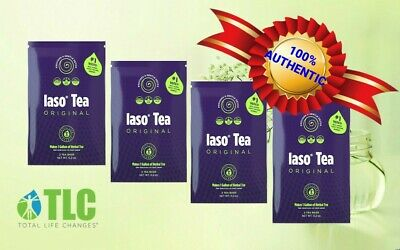 1 MONTH SUPPLY IASO TEA - LOSE 5 POUNDS IN 5 DAYS! Total Life Changes (TLC)
