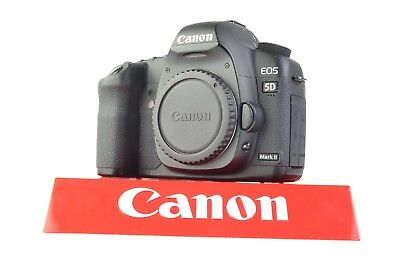 Canon EOS 5D Mark II 21.1MP Digital SLR Camera - (Body Only) #M06549
