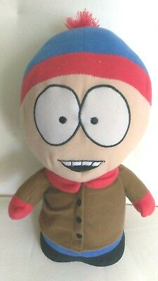 """South Park Stan plush toy Comedy Central 11"""""""