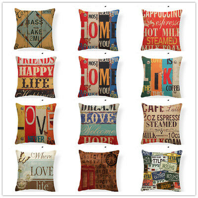 Designs Sweet Shabby Chic Wood Cushion Covers Vintage Nostalgia Hanging Plate