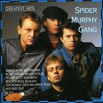 Spider Murphy Gang - Greatest Hits (Musik-CD)