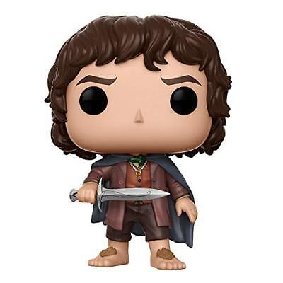 Pop! Movies: Lord Of The Rings/hobbit Frodo Baggins Styles May Vary Toy Toys
