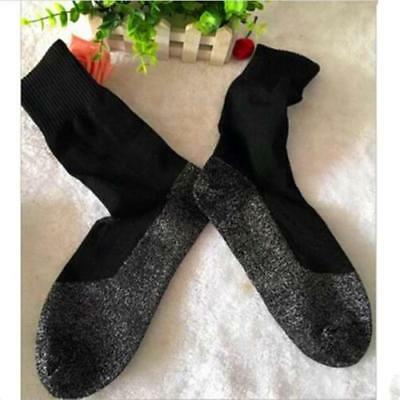 US! 35 Below Socks Keep Your Feet Warm and Dry Thin Black Fast Delivery Great