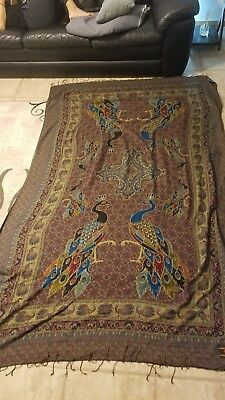 Middle Eastern Blanket, in perfect condition and bought in Dubai