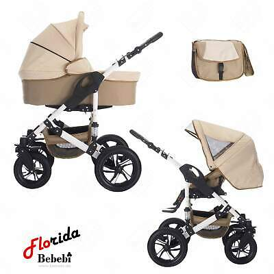 Bebebi Florida | 2 in 1 pram & pushchair set