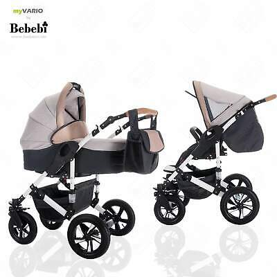 Bebebi myVARIO | 2 in 1 pram & pushchair set
