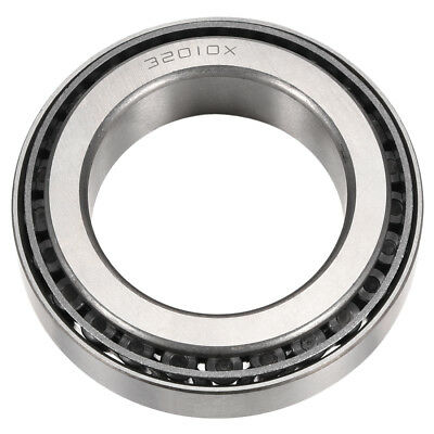 32010X Tapered Roller Bearing Cone and Cup Set, 50mm Bore 80mm OD 20mm Thickness