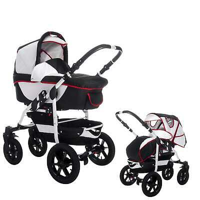 Bebebi Sidney | 2 in 1 pram & pushchair set