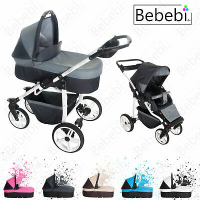 Bebebi Zürich | 2 in 1 pram & pushchair set