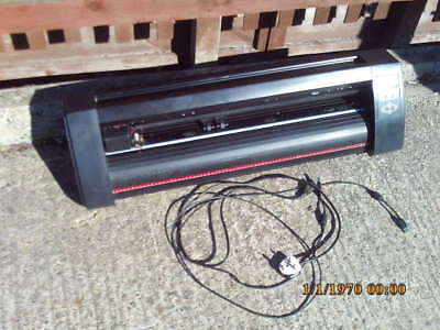 VINYL CUTTER PLOTTER                           Hardly Used
