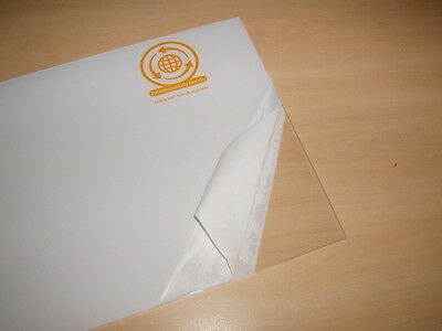 CLEAR CUTTING PLATE A4 for CUTTING MACHINE compatible ebosser Cut'n'Boss