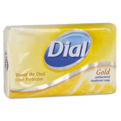 Dial Deodorant Bar Soap, Fresh Bar, 3.5oz Box, 72/carton 00910CT NEW
