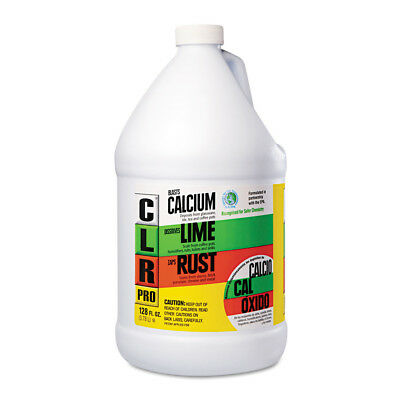 Jelmar Calcium, Lime And Rust Remover, 1 Gal Bottle, 4/carton  CL4PRO New