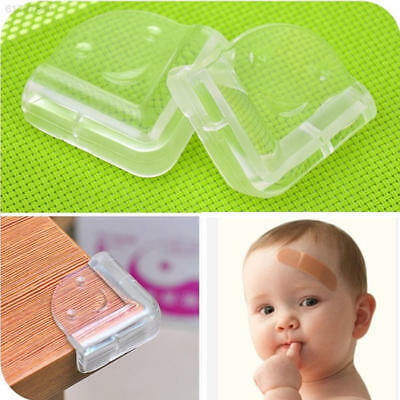 CF47 4PCS Children Safety Corner Table Protectors High quality Guards Cushions T