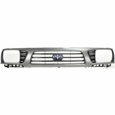 For Toyota Tacoma 95-97 New Grille Grill Black 4Wd TO1200198