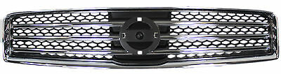 For Nissan Maxima 09-11 New Grille Grill Front Chrome Frame NI1200231