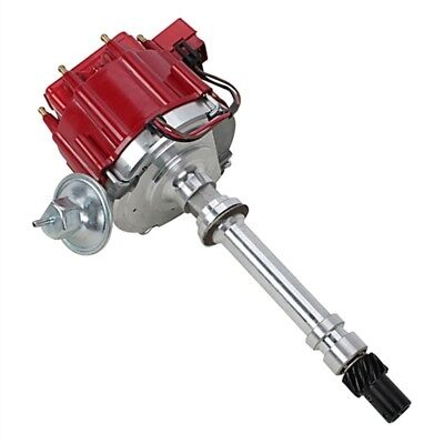 Chevy Small & Big Block SBC BBC 350 454 V8 HEI Distributor 50,000 Coil 7500RPM