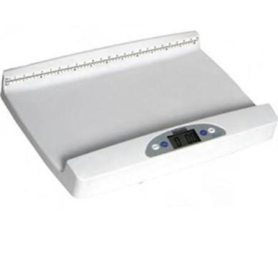 Health o meter 553KL Digital Portable Pediatric Baby Scale with Extra-Wide Tray,