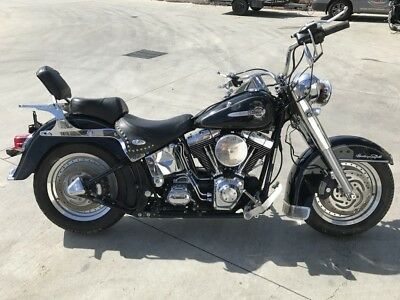 Harley Davidson Heritage Softail 03/2004Mdl 47109Kms Stat Project Make An Offer