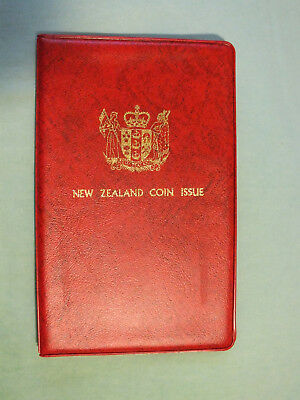 New Zealand 1974 Unc Coin Set.