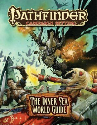 Pathfinder Campaign Setting World Guide: The Inner Sea (Revised... 9781601252692