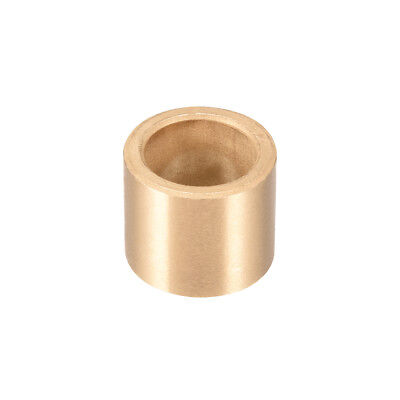 Self-Lubricating Bearing Sleeve, 16mm x 22mm x 20mm Sintered Bronze Bushing