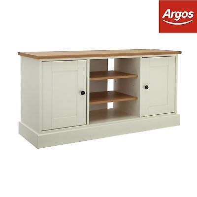 Argos Home Winchester TV Unit - White