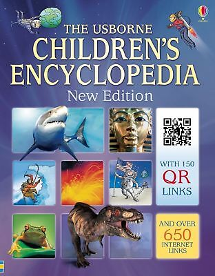 Usborne Children  Encyclopedia Space Our World History NEW  Hardback