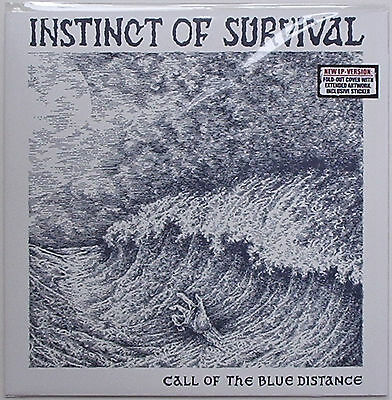 Instinct Of Survival - Call Of The Blue Distance LP Deviated Crust Stenchcore HC