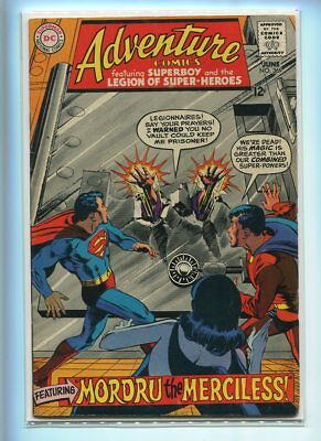 Adventure Comics #369 Higher Grade Dramatic Cover Gem