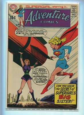 Adventure Comics #385 Higher Grade Classic Cover Gem