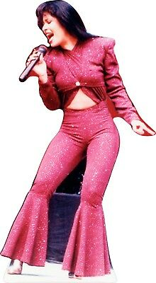 SELENA Q -Queen of Tejano- Life size Cardboard Cutout Standee