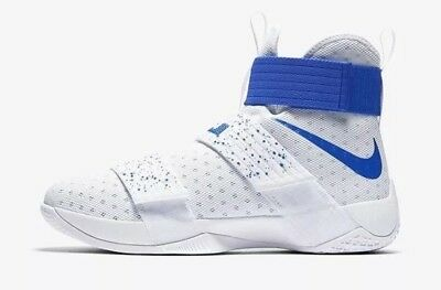 quite nice af286 a88fb Nike Lebron Soldier 10Trainers Size UK 6.5