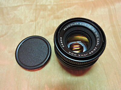 Zeiss Jena M42 MC Pancolar 1,8/50mm normal condition